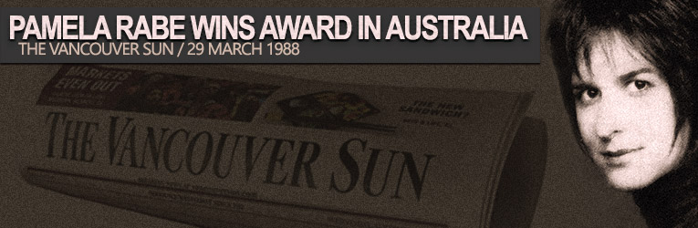 Read more about the article Vancouver actress Pamela Rabe wins award in Australia