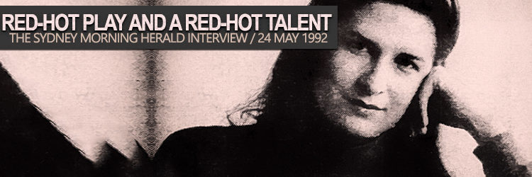 Pamela Rabe - Red-Hot Play And Red-Hot Talent 1992
