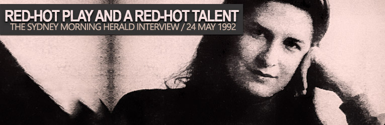 You are currently viewing Red-Hot Play And A Red-Hot Talent