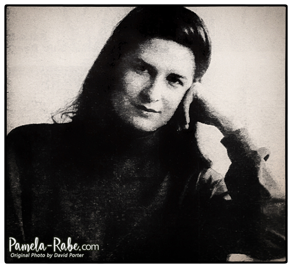 Pamela Rabe | Red-Hot Play And A Red-Hot Talent | Photo by David Porter 1992