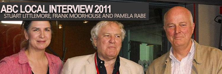 Pamela Rabe   ABC Local Interview   Grey Gardens