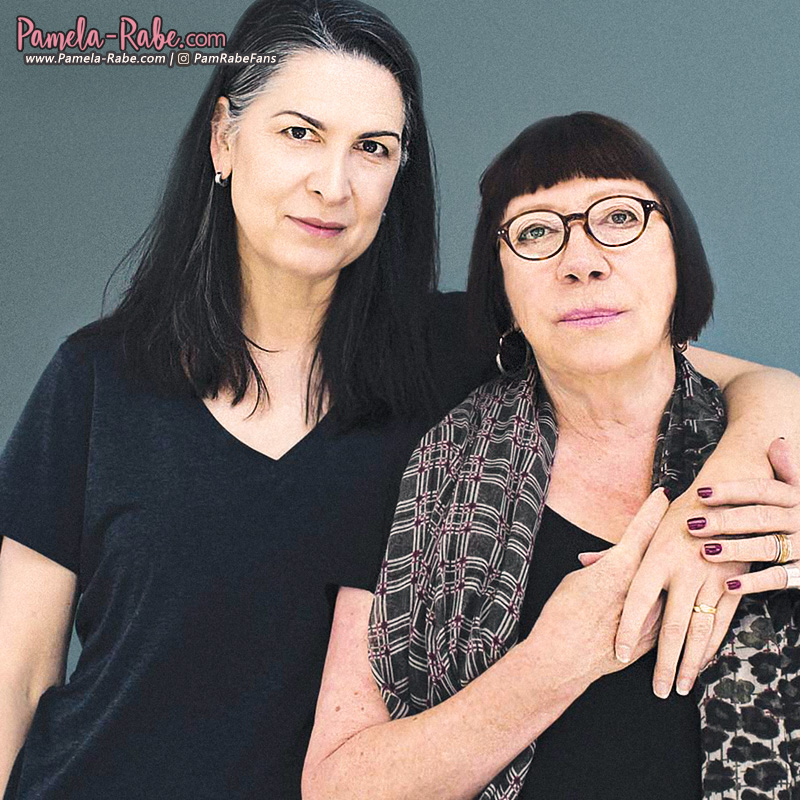 Pamela Rabe and Sandy Gore star in Footfalls