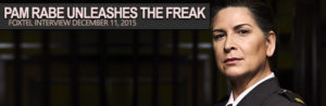 Read more about the article Wentworth: Pamela Rabe unleashes 'The Freak'