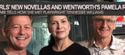 Nick Earls' new novellas and Wentworth's Pamela Rabe