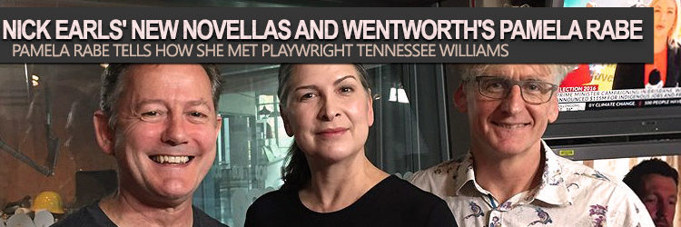 Pamela Rabe | Nick Earls Interview 2016
