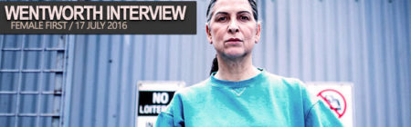 Female First: Pamela Rabe exclusive Wentworth Prison interview