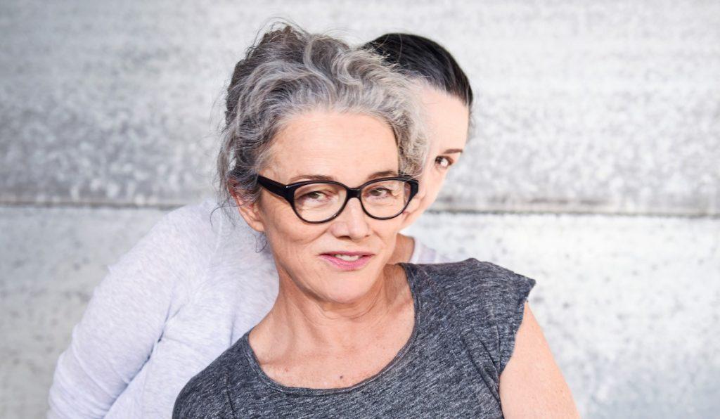 Pamela Rabe & Sarah Peirse