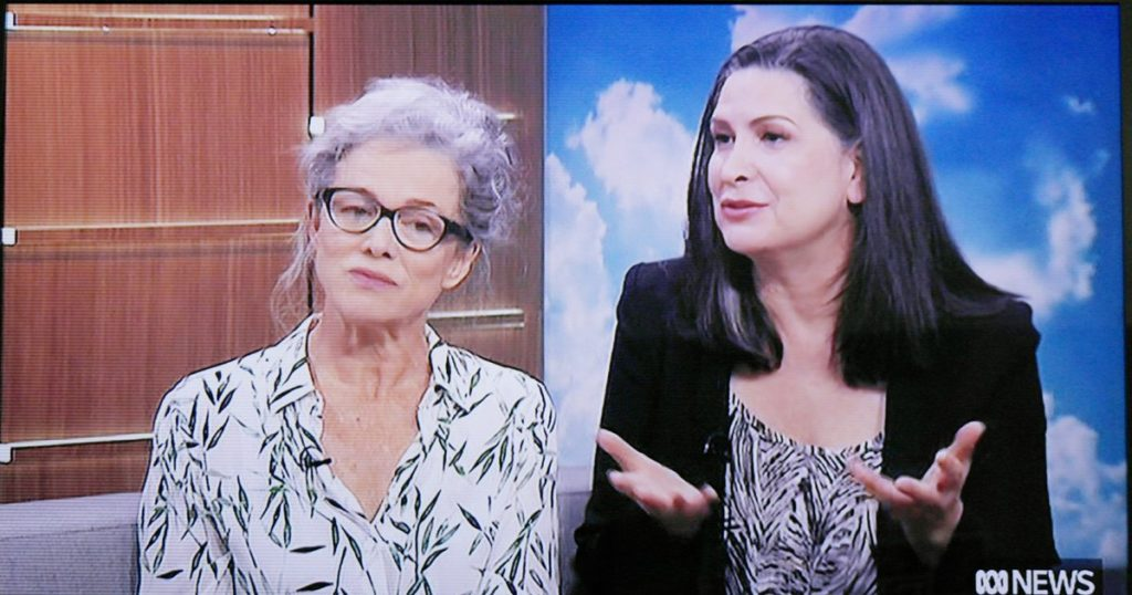 Pamela Rabe | ABC Breakfast News