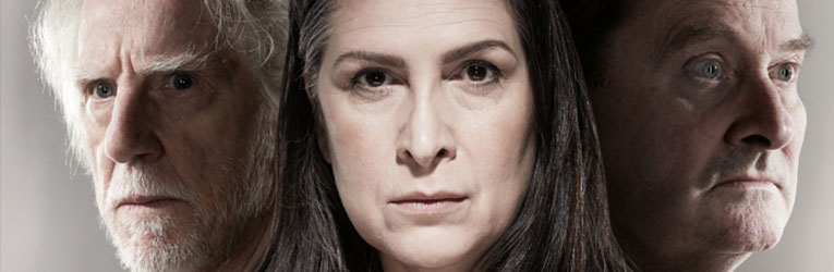 Pamela Rabe in Footfalls