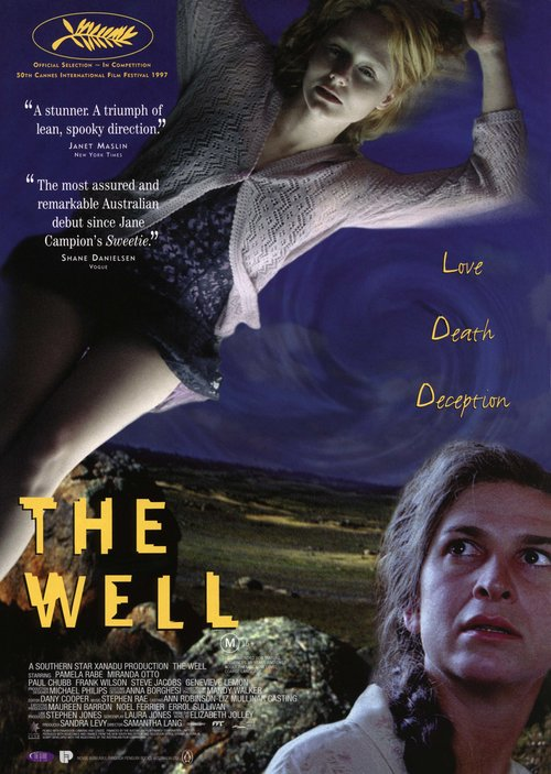 Pamela Rabe in The Well