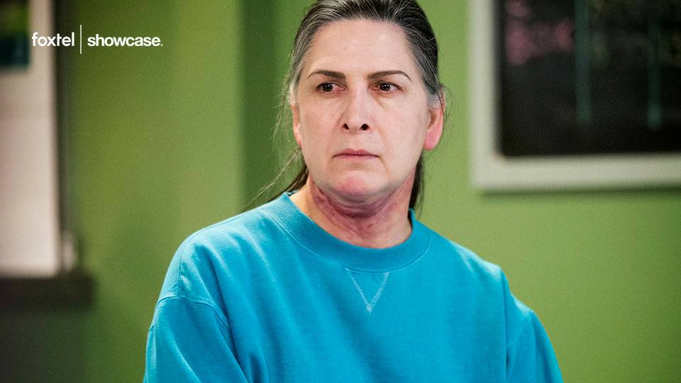 Pamela Rabe as Joan Ferguson in Wentworth Season 5