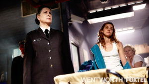 Pamela Rabe as Joan Ferguson in Wentworth Season 2