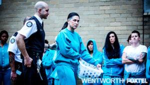 Pamela Rabe as Joan Ferguson in Wentworth Season 4