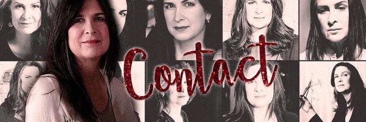 Pamela Rabe | Contact