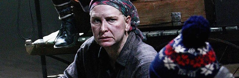 Pamela Rabe in Mother Courage and her Children