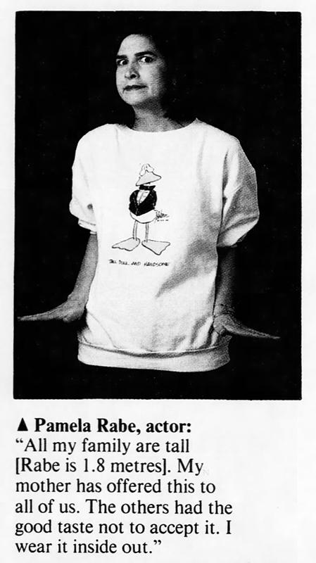 Pamela Rabe (1992)