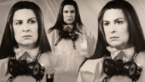 Pamela Rabe | The Children | Wallpaper 1 bw