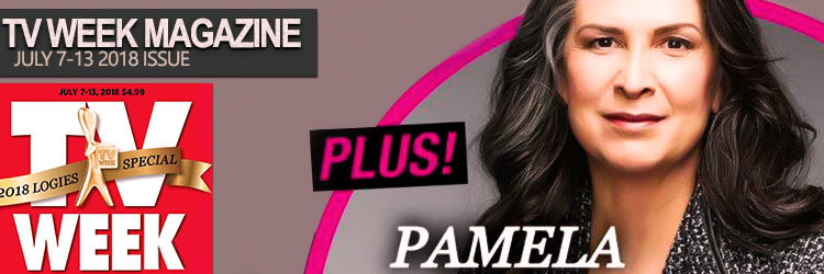 Pamela Rabe | TV Week Magazine 2018