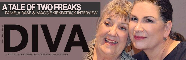 You are currently viewing Diva Magazine: A Tale of Two Freaks