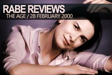 Pamela Rabe Reviews (The Age 2000)