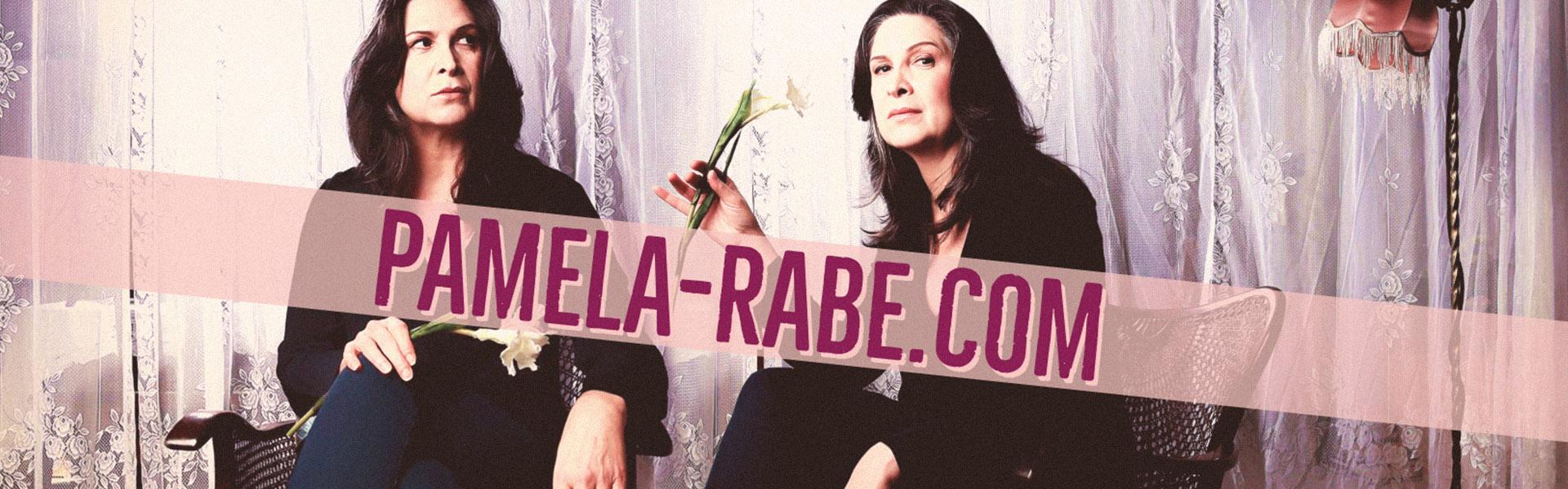 Pamela Rabe Fanpage | Pamela-Rabe.com | Original Photos by Louise Kennerly