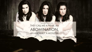 The Freak | Pamela Rabe Wallpaper