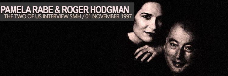 Pamela Rabe & Roger Hodgman 1997