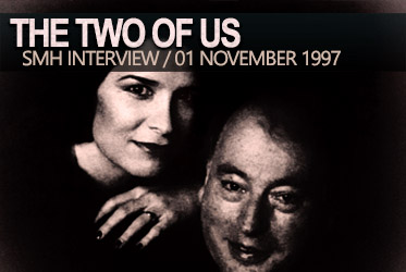 Pamela Rabe & Roger Hodgman | The Two of Us (1997 Interview)