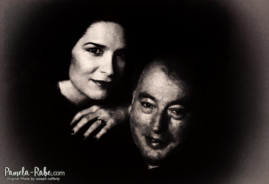 Pamela Rabe & Roger Hodgman