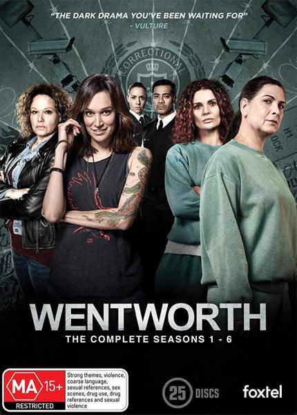 Wentworth Season 1 - 6