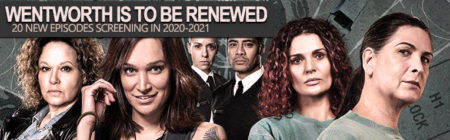 Renewed: 20 more episodes for Wentworth