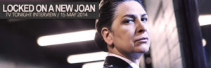 Read more about the article Pamela Rabe locked on a new Joan Ferguson