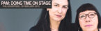 Pamela Rabe – Doing Time On Stage