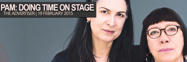 Pamela Rabe | Doing Time On Stage (Feb 2015)