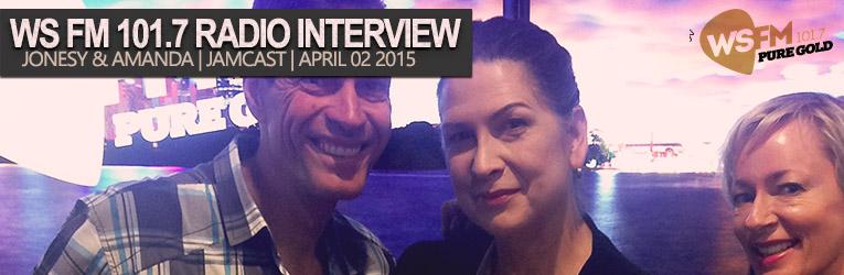 Read more about the article Pamela Rabe | Jonesy & Amanda's JAMcast 2015
