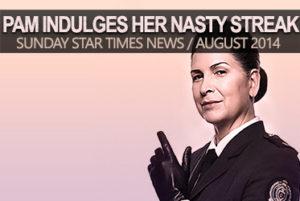 Pamela Rabe   Sunday Star Times 2014 Interview
