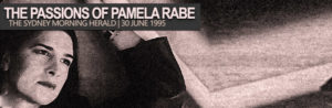 Read more about the article The Passions of Pamela Rabe