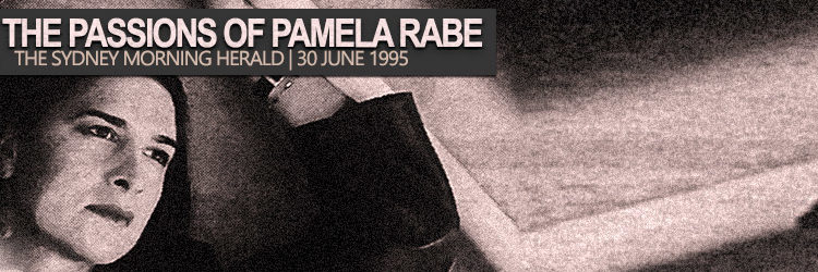 The Passions of Pamela Rabe 1995