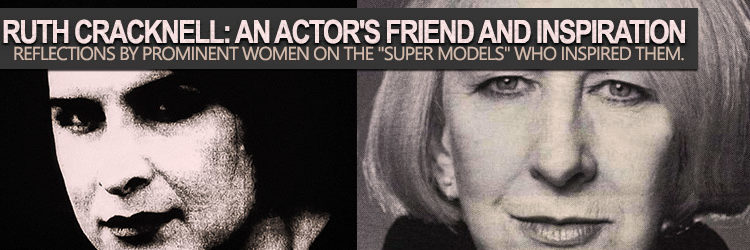 "Actor Pamela Rabe continues a series of reflections by prominent women on the ""super models"" who inspired them."