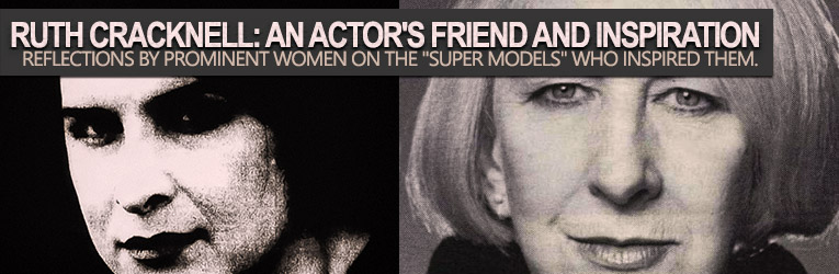 You are currently viewing Ruth Cracknell: an actor's friend and inspiration