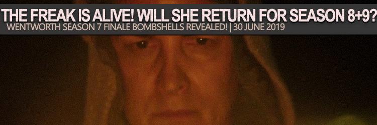 Joan Ferguson is alive! Will Pamela Rabe return for Wentworth Season 8 and 9