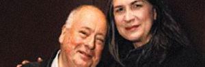 Pamela Rabe & Roger Hodgman | Solomon & Marion Opening Night
