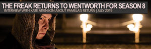 Read more about the article Kate Atkinson interview about Pamela Rabe's return to Wentworth