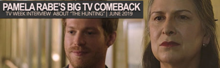 Pamela Rabe's Big TV Comeback