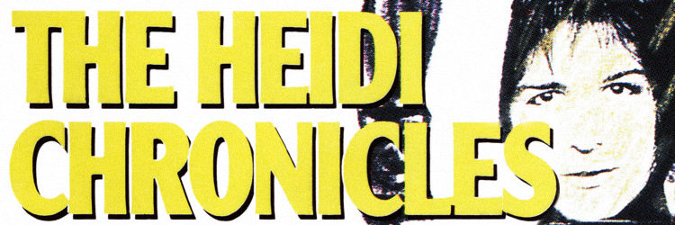 The Heidi Chronicles (MTC)