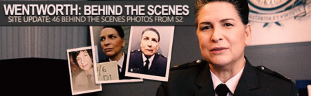 Wentworth Behind The Scenes (Season 2) Photos