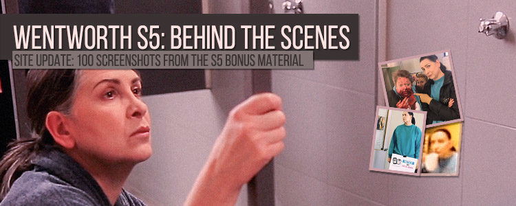 Wentworth Season 5   Behind The Scenes