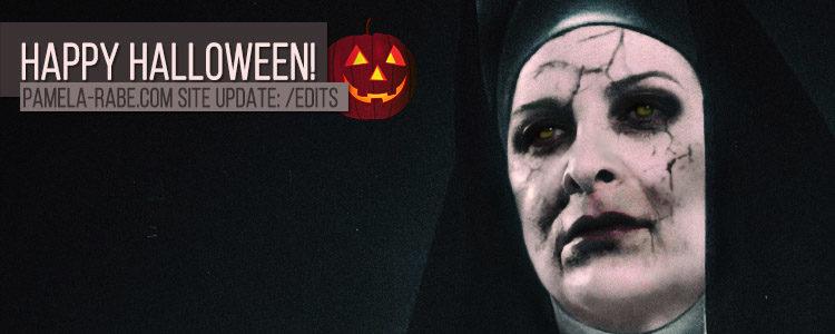 Pamela Rabe   Joan Ferguson as The Nun/Valak   Happy Halloween 2019