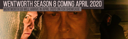 Wentworth Season 8 Coming April 2020