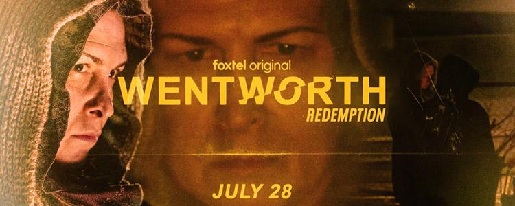 Wentworth Season 8 coming July 28 2020   Pamela Rabe as Joan Ferguson